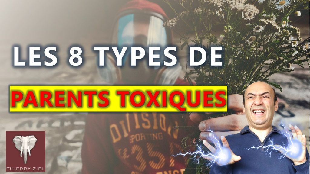 8 types de parents toxiques
